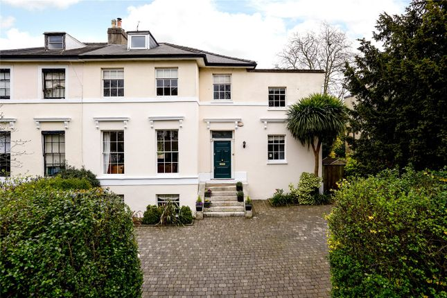 Thumbnail Semi-detached house for sale in Claremont Road, Surbiton