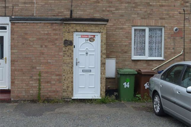 Thumbnail Property to rent in Pageant Close, Tilbury, Essex
