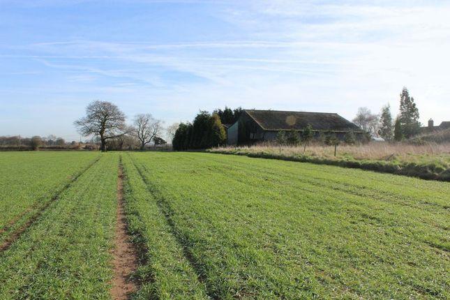 Thumbnail Barn conversion for sale in Moor Lane, Lichfield