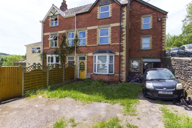Thumbnail Semi-detached house for sale in Forest View, Hangerberry Hill, Lydbrook, Gloucestershire