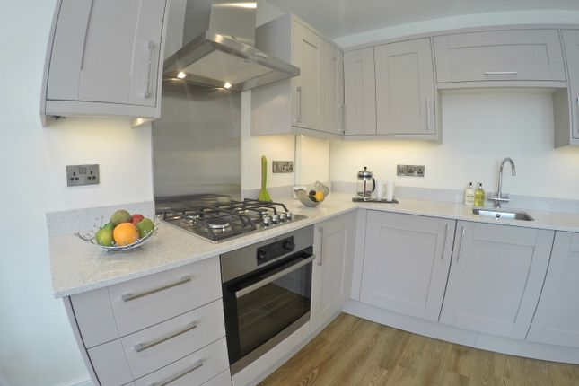 Thumbnail Flat for sale in York Road, Broadstone