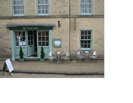 Thumbnail Restaurant/cafe for sale in Water Street, Bakewell