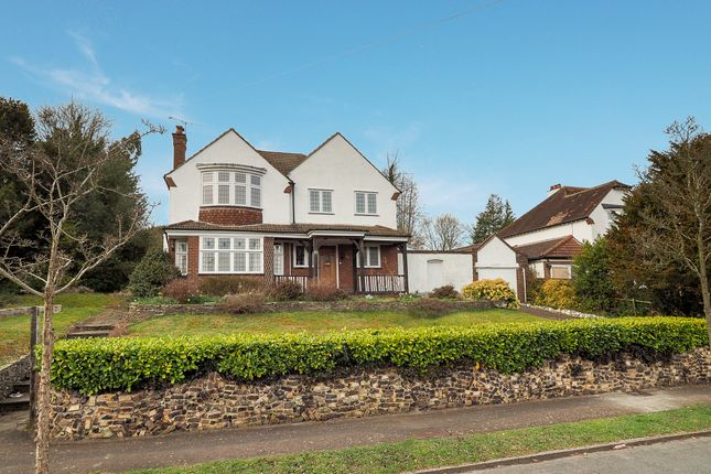 Thumbnail Detached house to rent in Woodcrest Road, Purley, Surrey