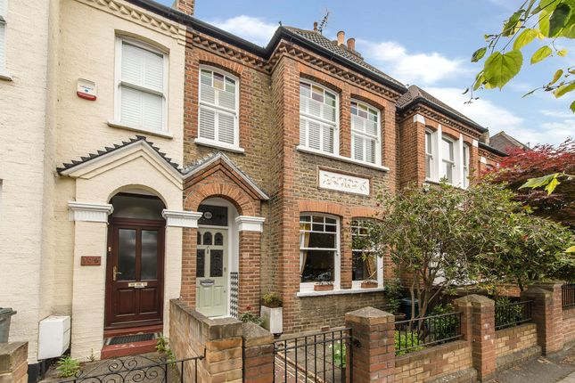 Thumbnail Terraced house for sale in Merton Hall Road, Wimbledon