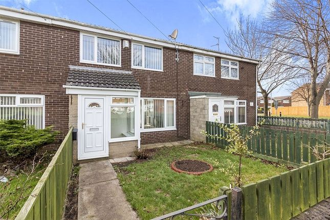 Thumbnail Terraced house to rent in Druridge Drive, Blyth