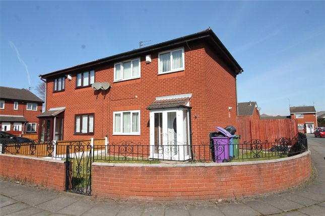 Thumbnail Semi-detached house for sale in Fonthill Close, Walton, Liverpool