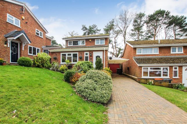 Detached house for sale in Abbey Walk, Heath And Reach, Leighton Buzzard