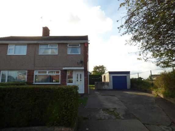 Thumbnail Semi-detached house for sale in Cavalier Drive, Blacon, Chester, Cheshire