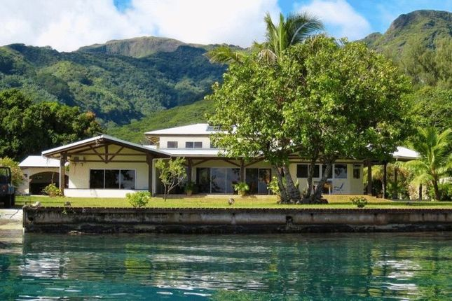 Thumbnail Country house for sale in Ra'iātea, French Polynesia