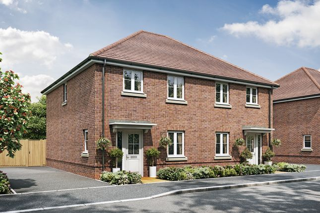 "3 bedroom semi-detached house for sale in ""The Oak"" at New Barn Lane, North Bersted, Bognor Regis"