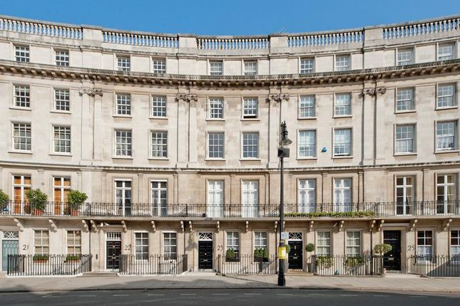 Thumbnail Maisonette for sale in Wilton Crescent, London