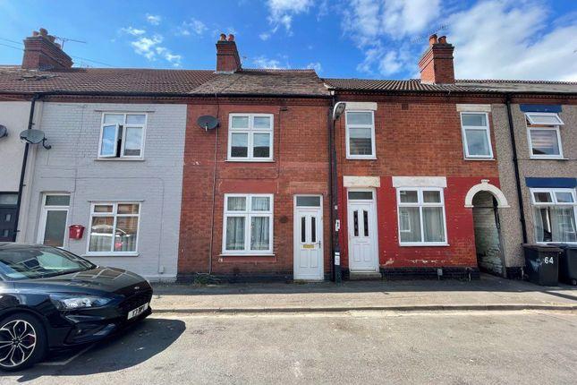 Thumbnail Property to rent in Jodrell Street, Nuneaton