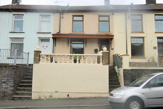 Thumbnail Terraced house for sale in Arthur Street, Williamstown, Tonypandy