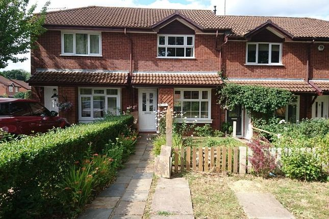 Thumbnail Terraced house to rent in Catkin Close, Chineham, Basingstoke