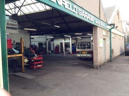 Thumbnail Parking/garage for sale in Greenfield Road, Colwyn Bay