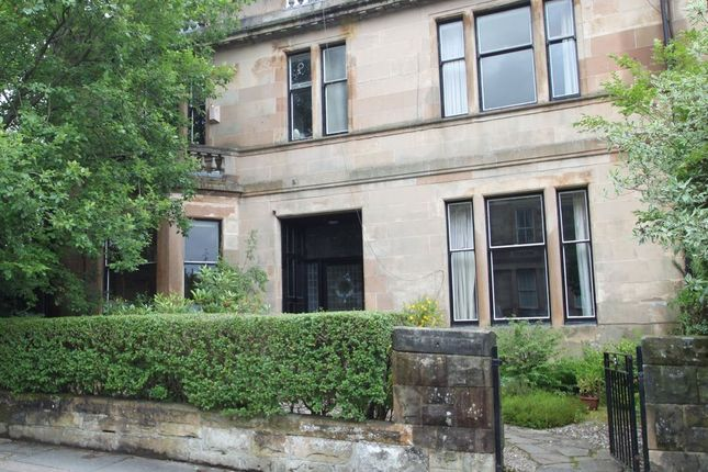 Thumbnail Flat to rent in Crown Road North, Dowanhill, Glasgow