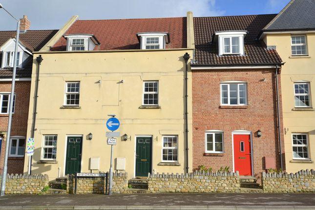 Thumbnail Town house to rent in Church Walk, Wincanton