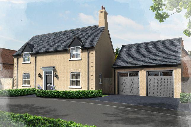 Thumbnail Detached house for sale in Plot 34, Hill Place, Brington