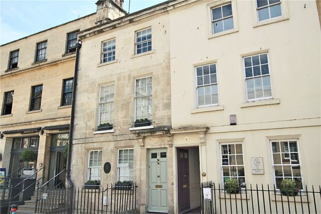 Thumbnail Terraced house for sale in Old King Street, Bath, Somerset