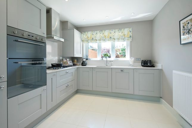 Thumbnail Detached house for sale in The Kintbury, Nursery Gardens, Ash Green Lane West, Tongham, Surrey