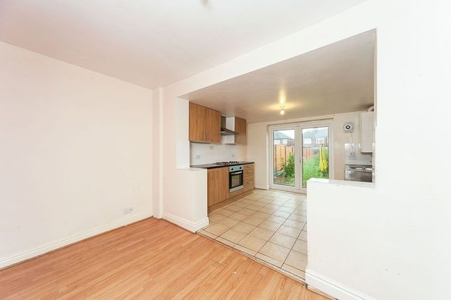 2 bed terraced house to rent in Brendon Avenue, Hull HU8