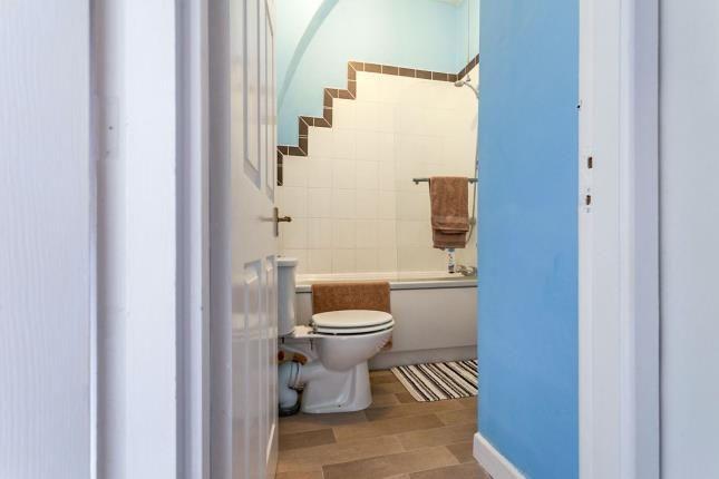 Bathroom of St. Georges Avenue, Blackburn, Lancashire, . BB2