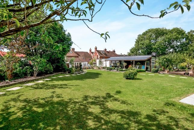 Thumbnail Detached house for sale in Westbourne, Emsworth, West Sussex
