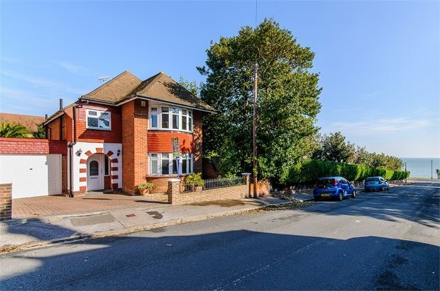 Thumbnail Detached house for sale in Lyndhurst Road, Ramsgate