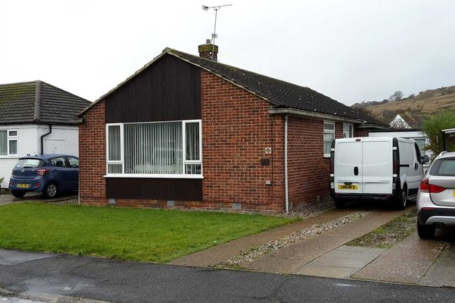 Thumbnail Bungalow to rent in Shepherds Walk, Hythe