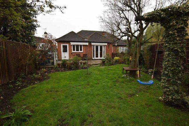 Garden of Laburnum Drive, Old Corringham, Essex SS17