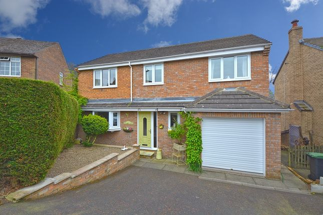 Thumbnail Detached house for sale in Chepstow Close, Shotley Bridge