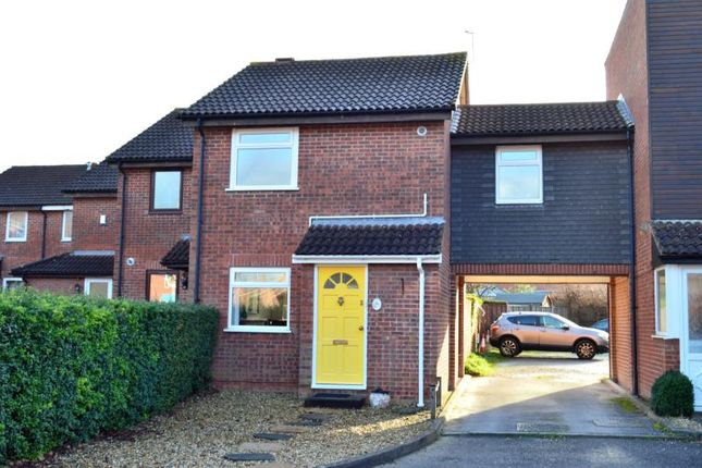Thumbnail Terraced house to rent in Clover Mead, Taunton, Somerset
