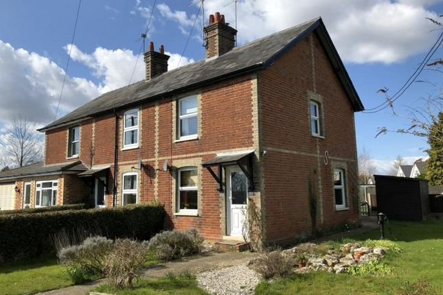 3 Bed Semi Detached House To Rent In Gunners Villas, Aythorpe Roding, Dunmow