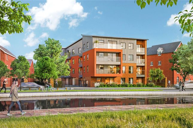 1 bed flat for sale in The Manse, Barton Road, Eccles M30