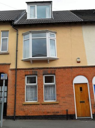 Thumbnail Terraced house to rent in Goldsmith Street, Mansfield