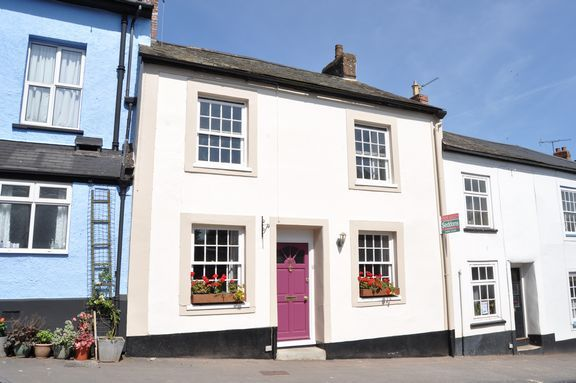 Thumbnail Terraced house for sale in Fore Street, Bradninch, Exeter