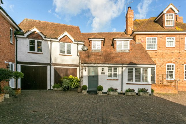 Thumbnail Mews house for sale in West Court, High Street, Bray, Maidenhead