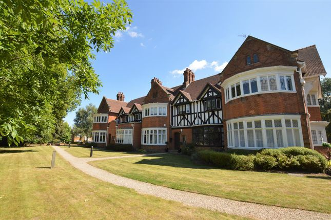 Thumbnail Flat for sale in Lexden Road, Lexden, Colchester