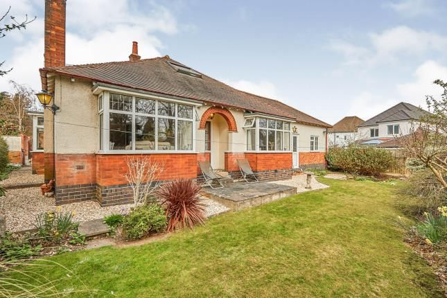 Thumbnail Bungalow for sale in Middleton Drive, Littleover, Derby, Derbyshire