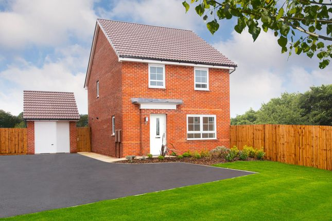 "Thumbnail Detached house for sale in ""Chester"" at Manor Drive, Upton, Wirral"
