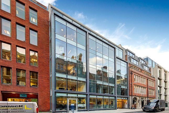 Thumbnail Office to let in Chancery Lane, London