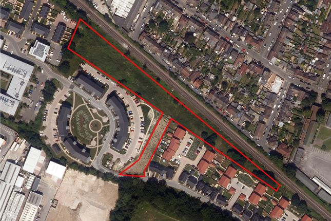 Thumbnail Land for sale in Land Off Kennett Lane, Chertsey