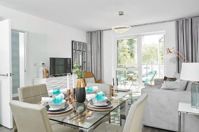 Thumbnail Flat for sale in St Clements Avenue, Harold Wood, Romford