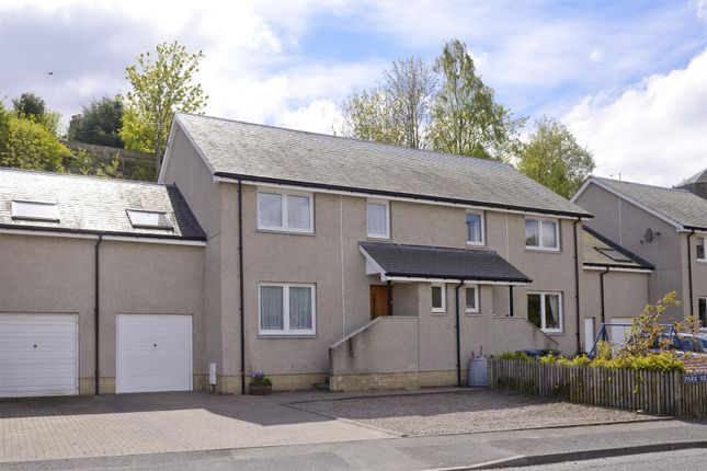 Thumbnail Semi-detached house for sale in Park View, Selkirk