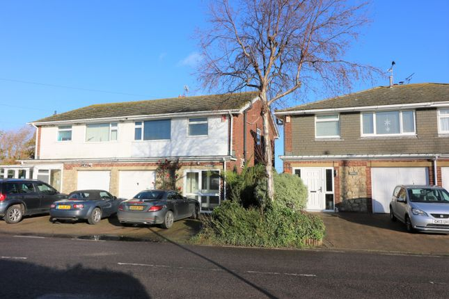 3 bed semi-detached house to rent in Sandown Road, Sandwich CT13