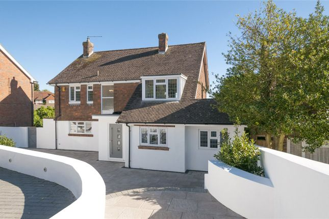 Thumbnail Detached house for sale in Hill Brow, Hove, East Sussex