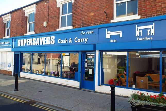 Retail premises to let in High Street, Dawley