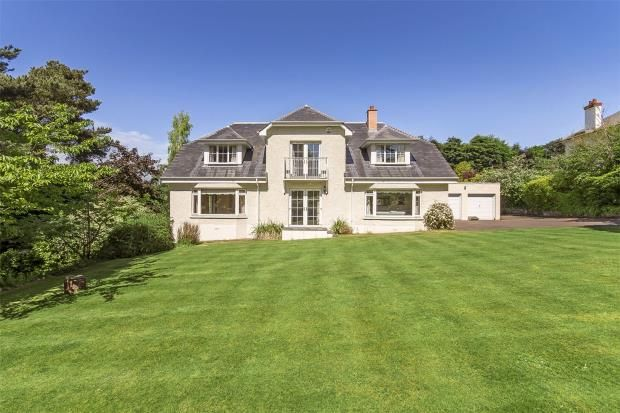 Thumbnail Detached house for sale in Braehead, Hatton Road, Perth