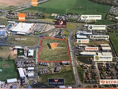 Thumbnail Land for sale in Design & Build Opportunities, Whitehills Court, Whitehills Business Park, Blackpool