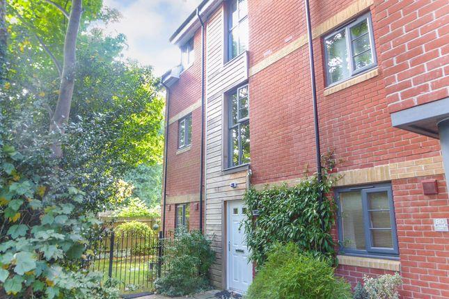 Thumbnail Flat for sale in Cliddesden Road, Basingstoke